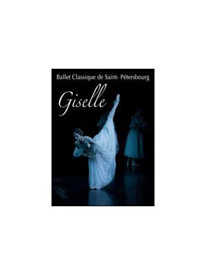 GISELLE - BALLET EN 2 ACTES