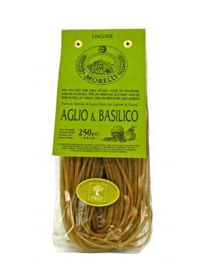 Linguine Ail & Basilic - sachet