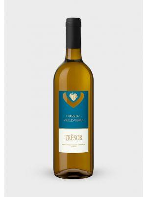 TRÉSOR Chasselas Vieilles Vignes AOC Genève - 75 cl