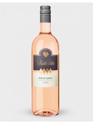 BELLES FILLES Rosé de Gamay AOC Genève - 75 cl