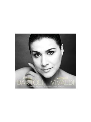 Cecilia BARTOLI - Antonio Vivaldi (CD cartonné, édition Deluxe)