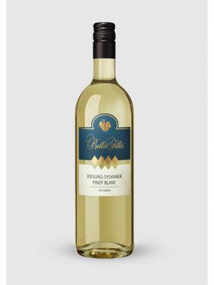 BELLES FILLES Riesling-Sylvaner Pinot Blanc AOC Genève - 75 cl