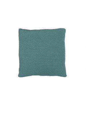 Cane-Line Divine coussin turquoise 50x50cm