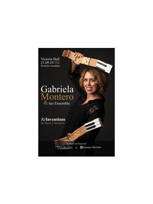 GABRIELA MONTERO & HER ENSEMBLE