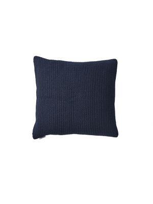Cane-Line Divine coussin dark Blue 50x50cm
