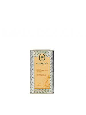 Olive & Mandarine fraîches pressées - 250 ml