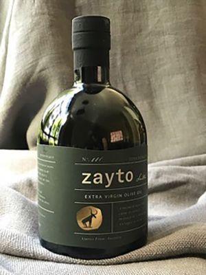 Huile d'olive vierge extra – 0.5L bouteille en verre