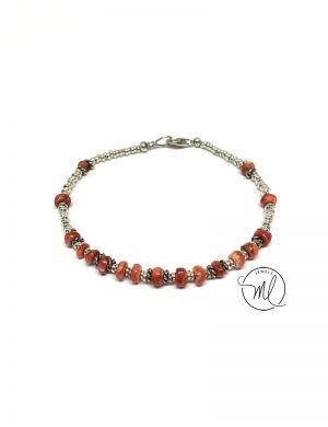 Bracelet Chaquiras & Spondyllus