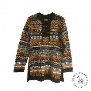 Pull Montagne Brown