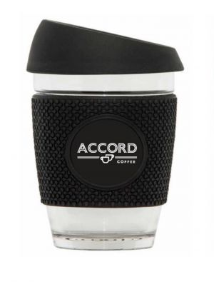 Accord Tasse Réutilisable/Reusable Coffee Cup - Noir