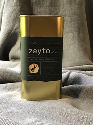 Huile d'olive vierge extra – 1L contenant métallique