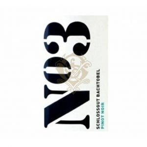 PINOT NOIR - N°3 - 2011