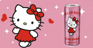 Kids Drinks HELLO KITTY STARDRINK 200ml