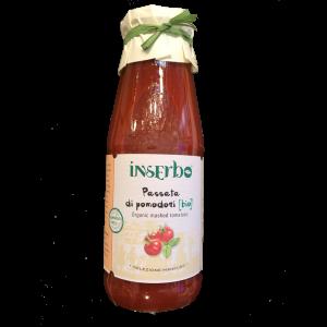 Sauce tomate bio