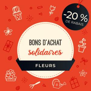 Rivieraflor Bon Solidaire -20%