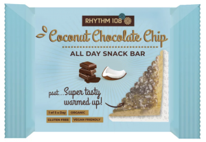 RHYTHM 108 Coconut Chocolate Chip 40g