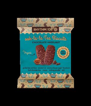 Tea Biscuit - Chocolate Hazelnut 12x24g