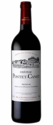 Château Pontet Canet 2013 - Château Pontet Canet - Carton de 6 unités
