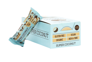 Super Coconut Chocolate Bar 15 x 33g