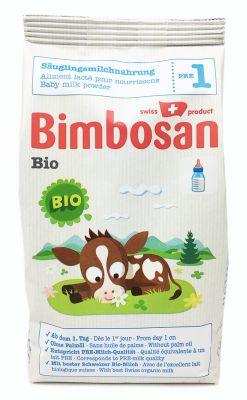 Aliment lacté pour nourrissons (dès le 1er jour, bio)