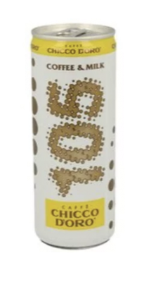 CHICCO D'ORO COFFEE & MILK 106
