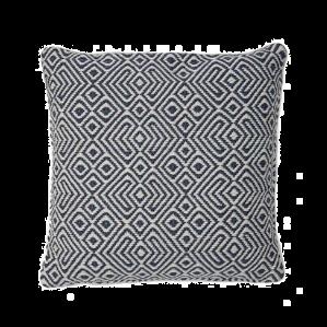 Weaver Green Cushion - Provence Navy