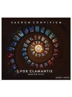 VOX CLAMANTIS : Sacrum Convivium (CD)