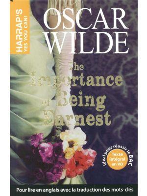 The importance of being earnest de  Wilde, Oscar