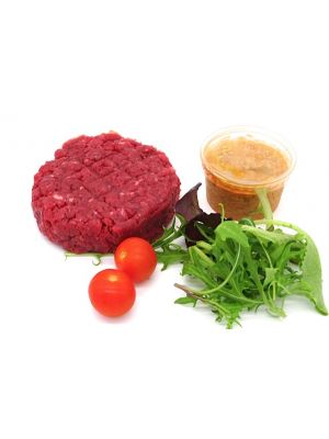 Tartare pur boeuf-portion 200g