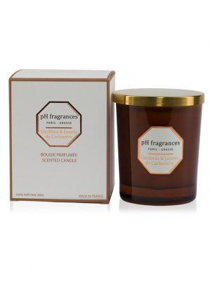 Bougie parfumée Gardénia & Jasmin de Cachemire