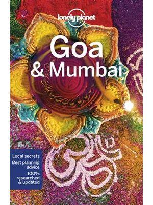 Lonely Planet Goa & Mumbai - 8th Edition de  Collectif