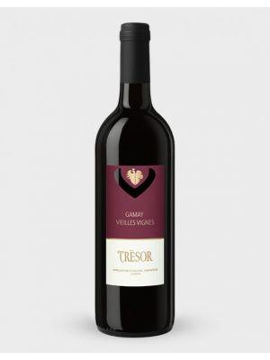 TRÉSOR Gamay Vieilles Vignes AOC Genève - 75 cl