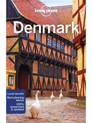 Lonely Planet Denmark de  Collectif