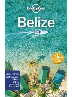 Lonely Planet Belize de  Collectif