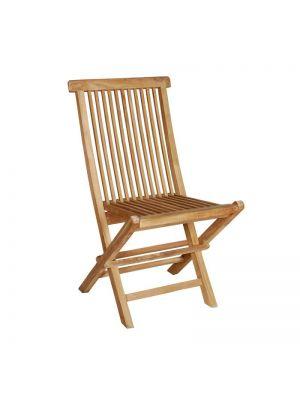 Zebra chaise pliante