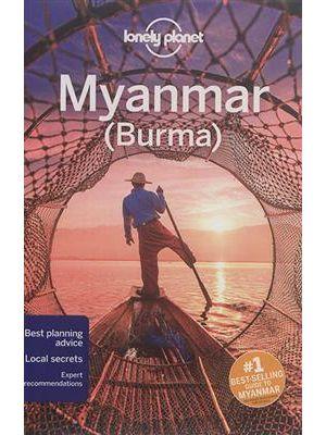 Lonely Planet Myanmar (Burma) - 13th Edition de  Collectif
