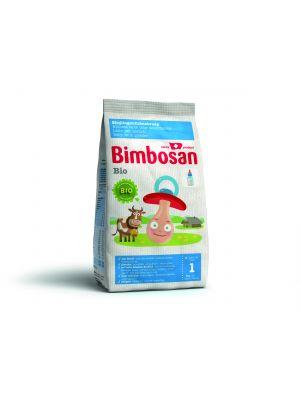 BIMBOSAN Bio lait pour nourrissons ref sach 400 g