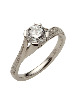 Bague Adara diamant 1.27cts