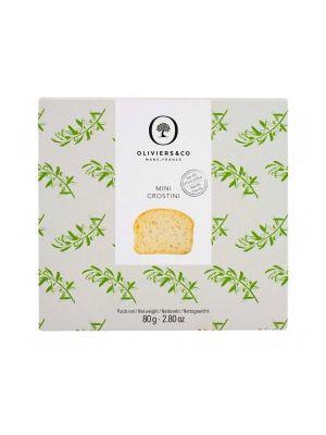 Mini-Crostinià l'Huile d'Olive 8% - sachet