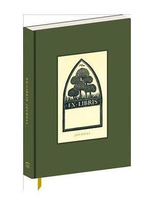 Ex-Libris - A Journal for Bookish Types de  Collectif