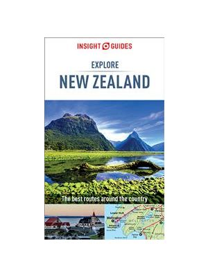 Insight Guides Explore New Zealand (Travel Guide with Free eBook) de  Collectif