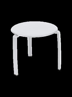 Fermob Alizé Table Basse Blanc Coton