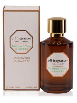 Eau de parfum Tubéreuse & Ylang de Pashmina - 100 ml