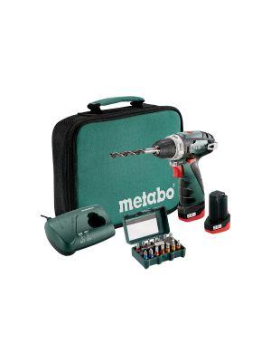 Metabo - Perceuse Powermaxx BS Set