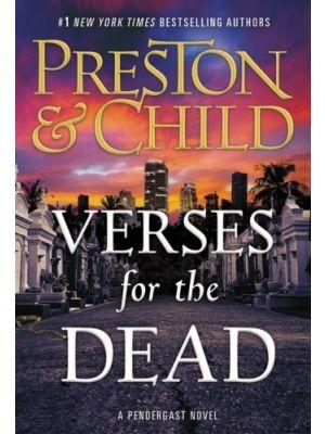 Verses for the Dead - Agent Pendergast de  Preston, Douglas; Child, Lincoln