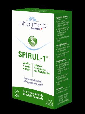 PHARMALP Spirul-1 cpr 30 pce
