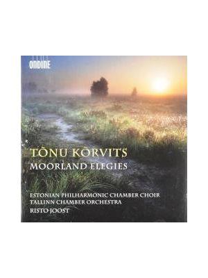 Tonu KORVITS : Moorland Elegies (CD)