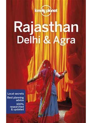 Lonely Planet Rajasthan, Delhi & Agra - 6th Edition de  Collectif