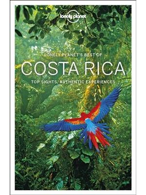 Lonely Planet Best of Costa Rica de  Collectif