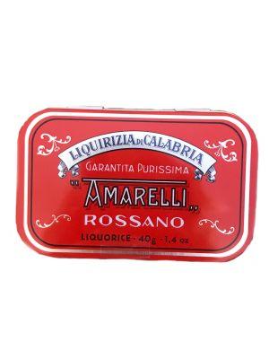 Réglisse Amarelli Rossano